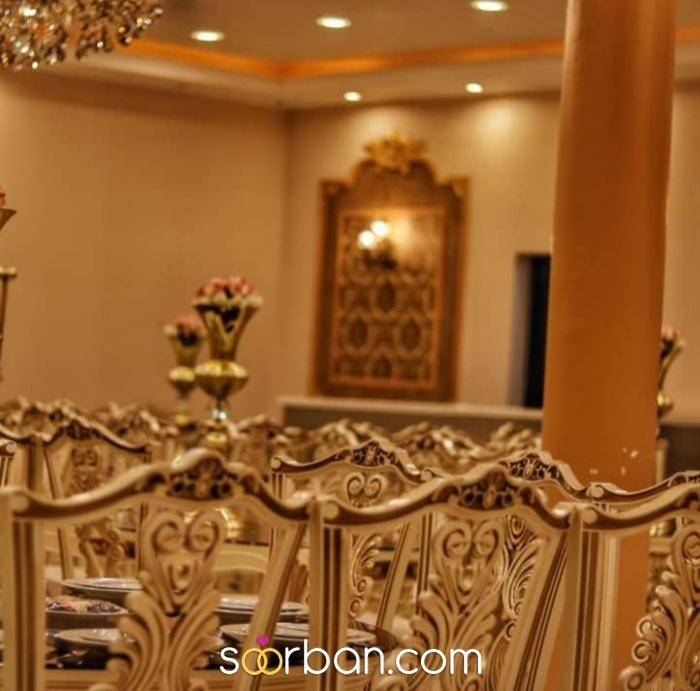 باغ تالار مهر و ماه تهران2