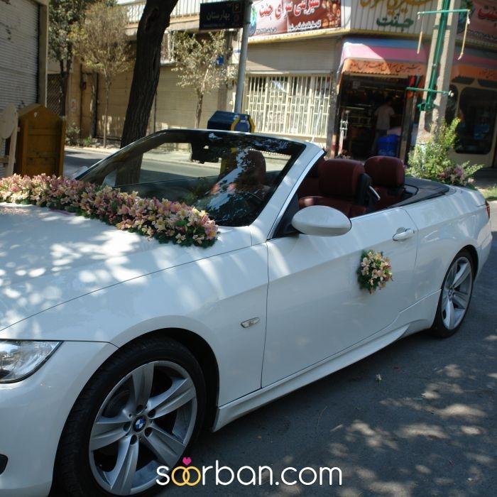 اجاره ماشین عروس کرایه خودرو کروک1