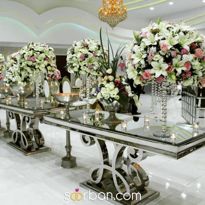 باغ تالار لوکس رزا تهران1