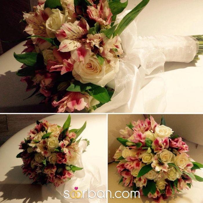 دسته گل عروس در تهران5
