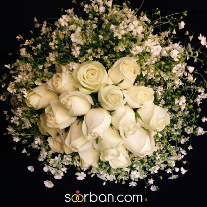دسته گل عروس در تهران0