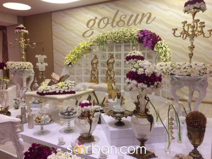 گل آرایی باغ گل سان اصفهان9