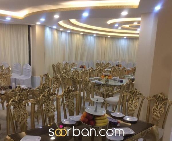 تالار پذیرایی سفید اصفهان3