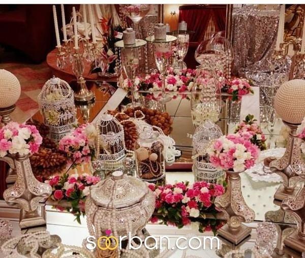 فروش و اجاره انواع سفره عقد و گل آرایی تهران3