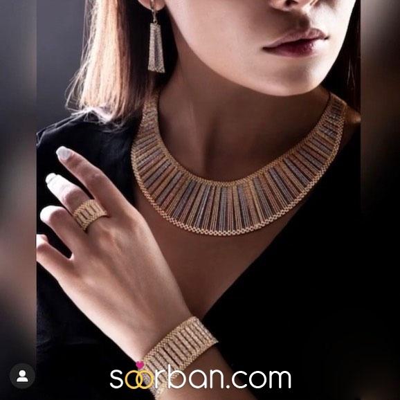 گالری طلا و جواهرات باباخانی 1