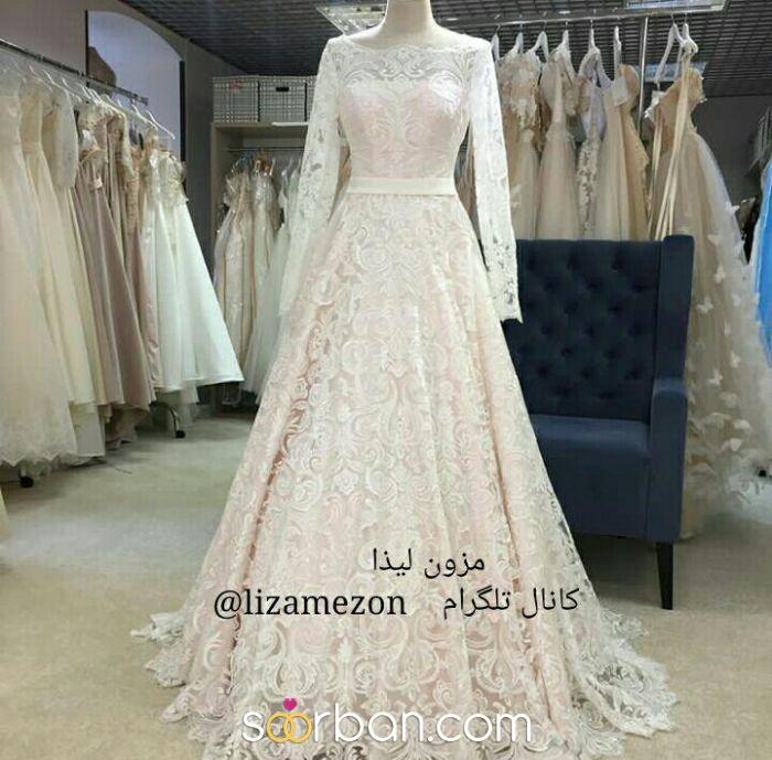 مزون لباس عروس لیذا 2