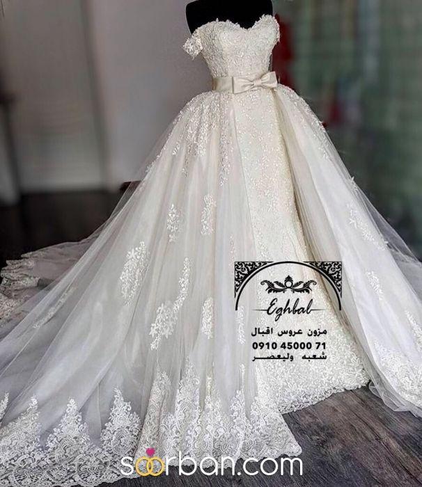 مزون لباس عروس اقبال تهران1