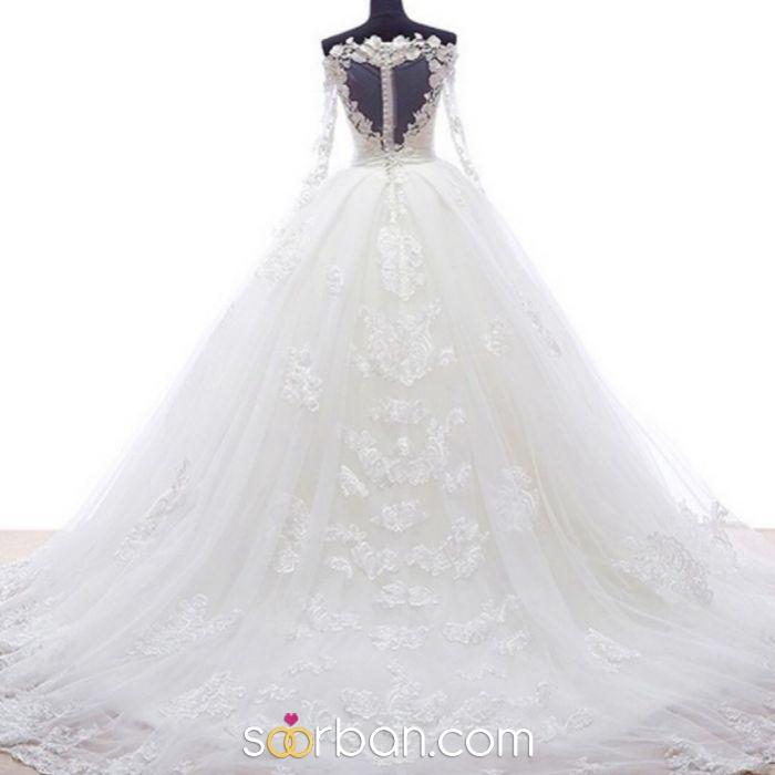 مزون لباس عروس اقبال تهران4