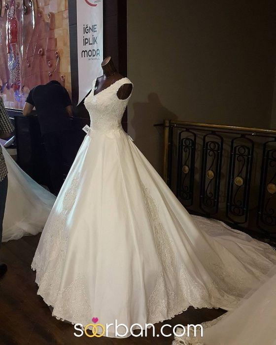 مزون لباس عروس میس دفنه کرج1