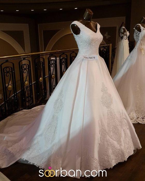 مزون لباس عروس میس دفنه کرج4