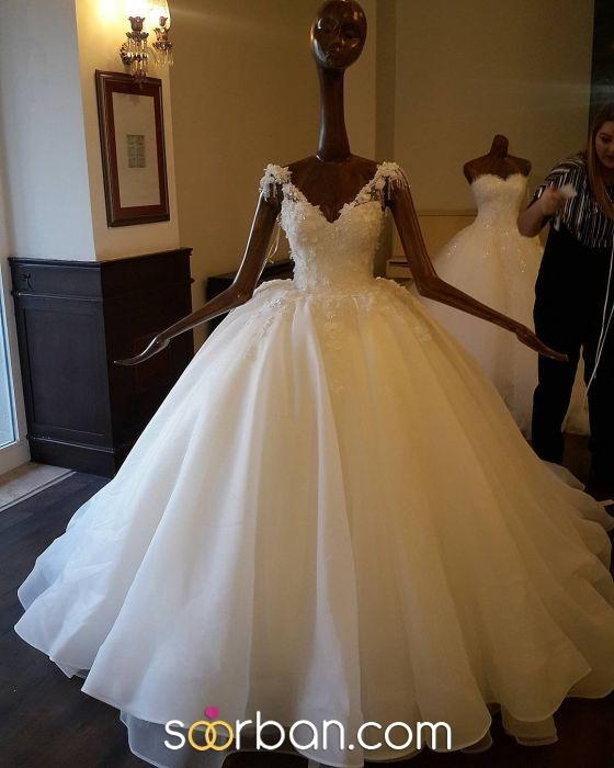مزون لباس عروس میس دفنه کرج3