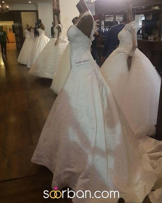 مزون لباس عروس میس دفنه کرج2