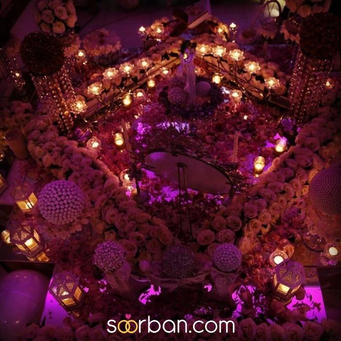 سالن عقد و ازدواج سروش در کرج3