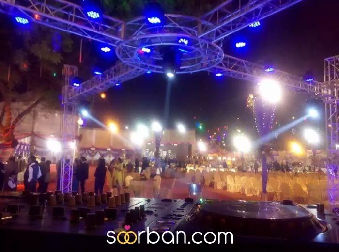 خدمات موزیک و نورپردازی مجالس تهران1
