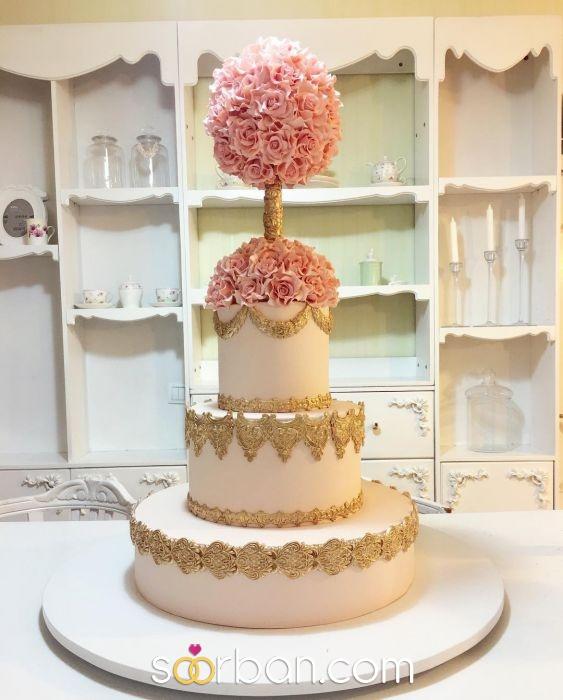 کیک سحر مجیدی نژاد اصفهان3