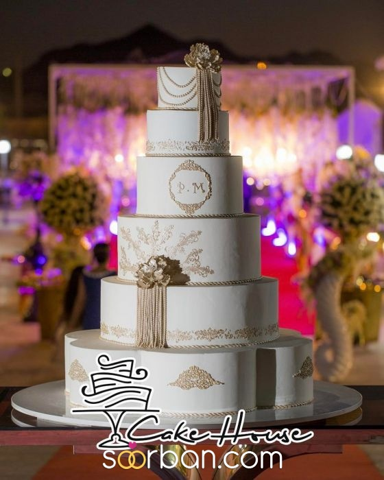 خانه کیک اصفهان cake house1