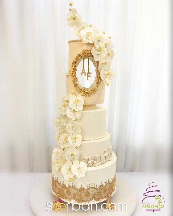کیک ارکید اصفهان2