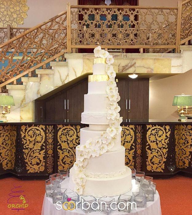 کیک ارکید اصفهان1
