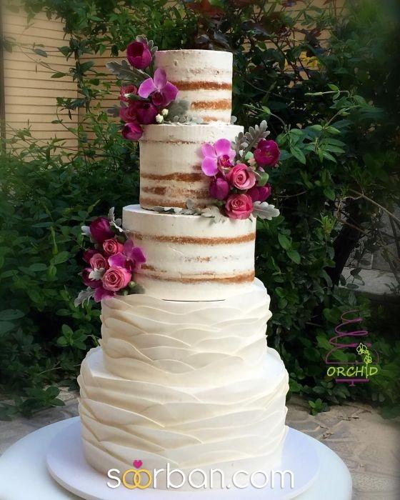 کیک ارکید اصفهان5