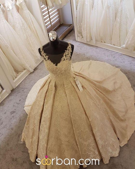 لباس عروس تاج محل تهران2