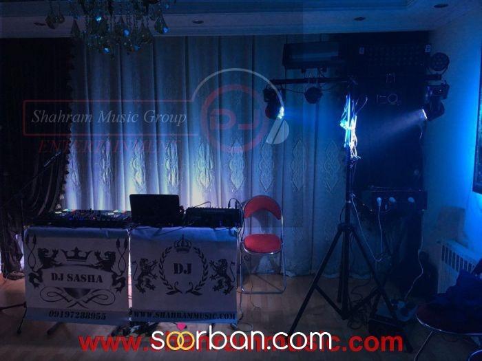 DJ ، دی جی موزیک و نورپردازی تهران3