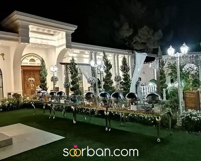 باغ تالار مجلل کاج تهران2