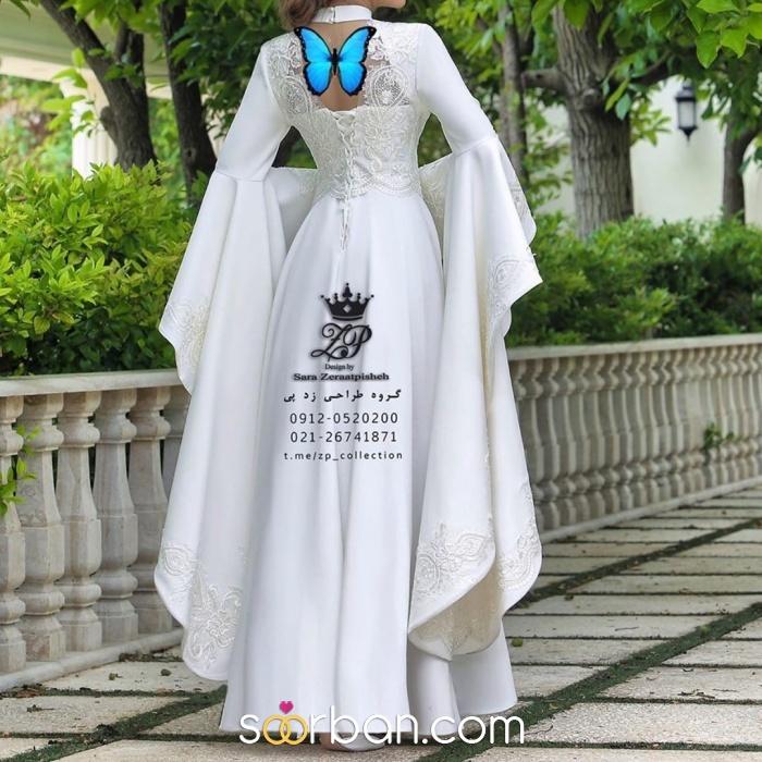 مزون مانتو عروس و لباس عقد زدپی تهران6