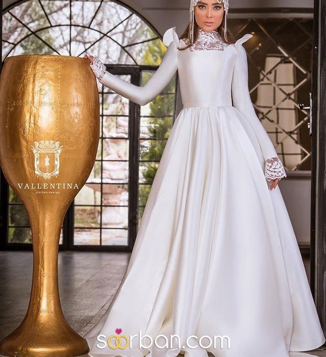 مزون لباس عروس والنتینا تهران2