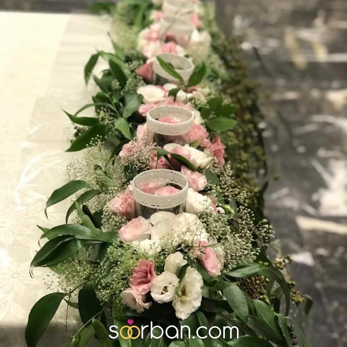 گل آرایی عروسی و دسته گل عروس در تهران و کرج1