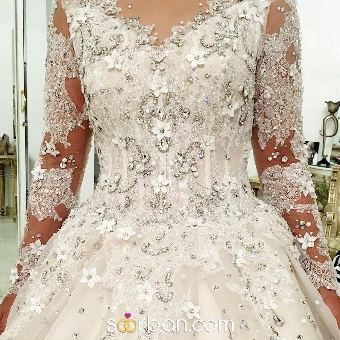 مزون لباس عروس اسپوزا تهران4