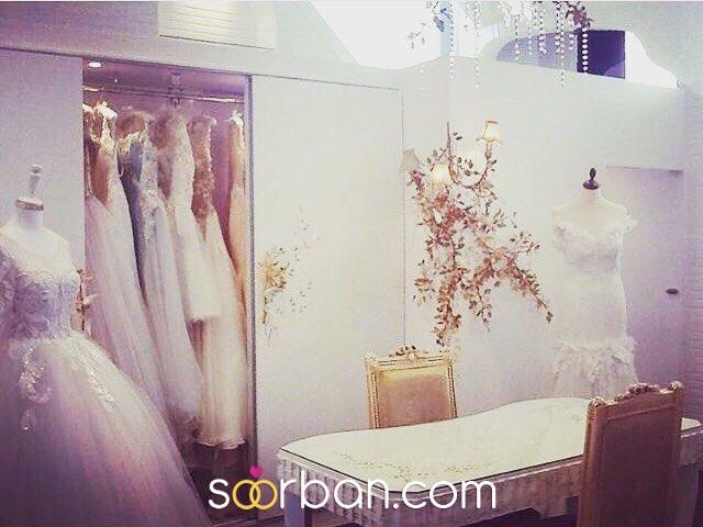مزون لباس عروس اسپوزا تهران2