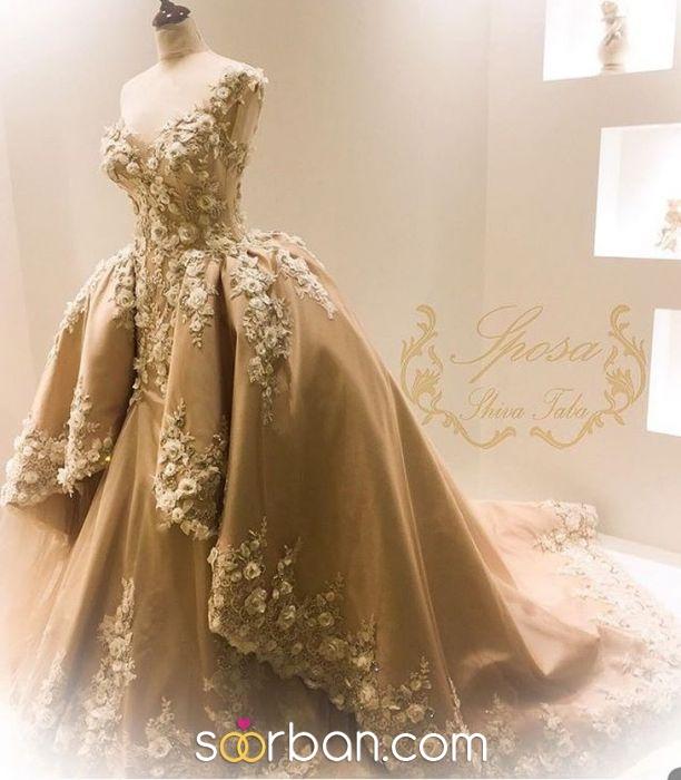 مزون لباس عروس اسپوزا تهران1