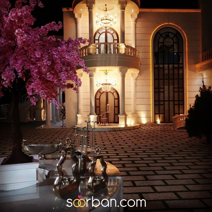 باغ عمارت سه گل تهران3