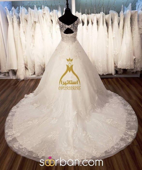 مزون لباس عروس استاتيرا اصفهان5