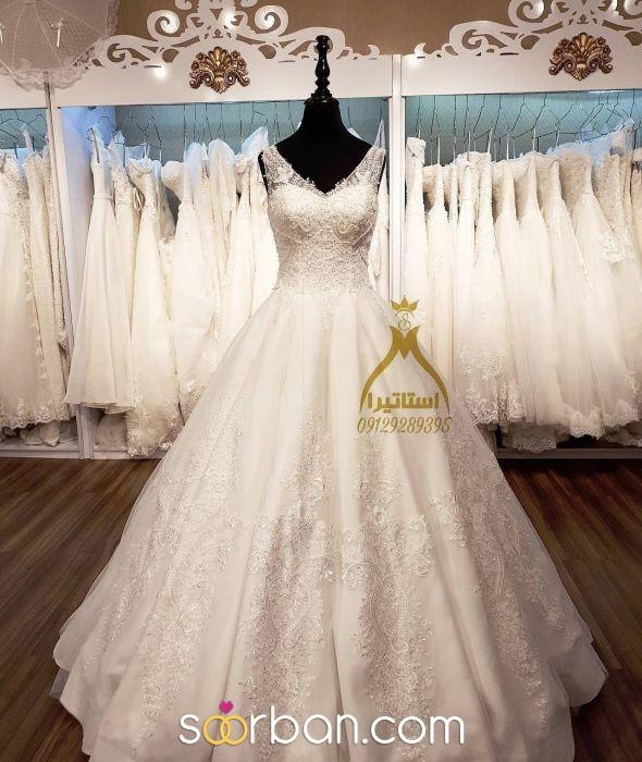 مزون لباس عروس استاتيرا اصفهان0