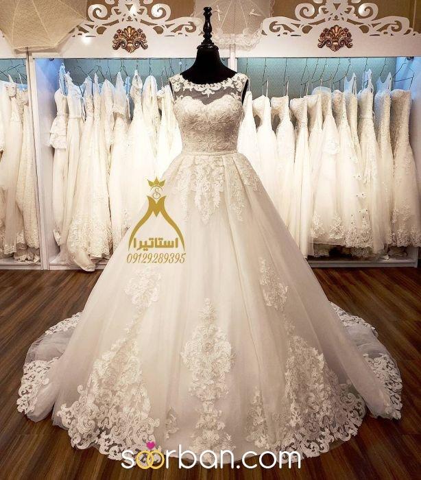 مزون لباس عروس استاتيرا اصفهان2