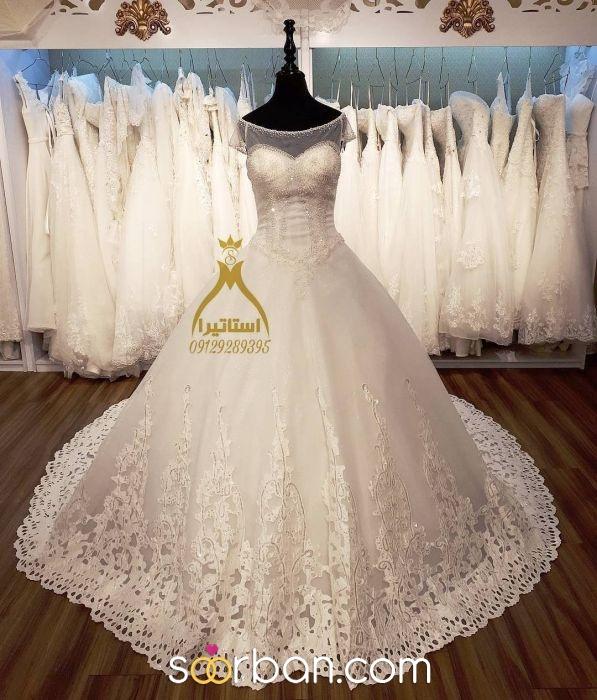 مزون لباس عروس استاتيرا اصفهان4