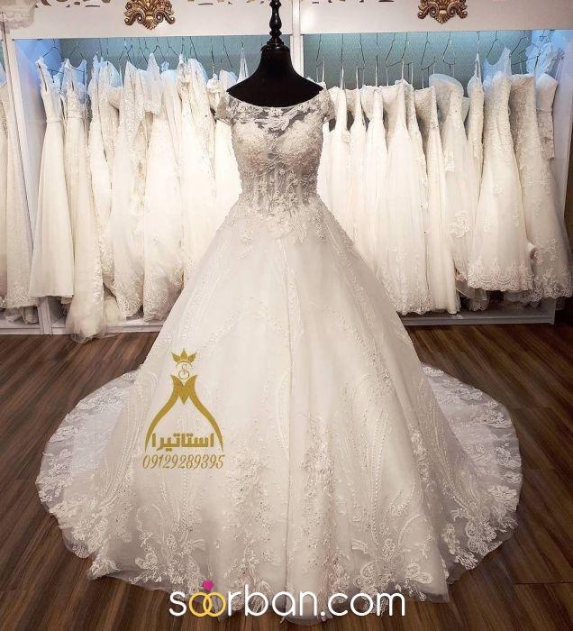 مزون لباس عروس استاتيرا اصفهان3