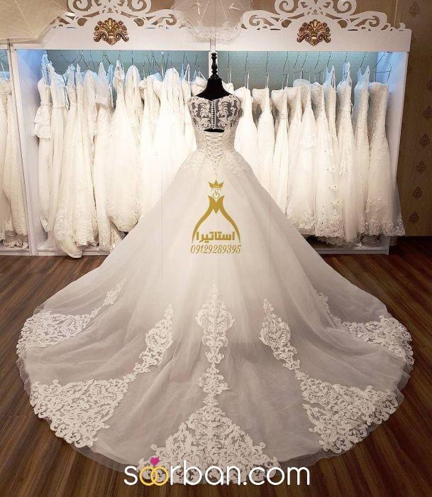 مزون لباس عروس استاتيرا اصفهان1