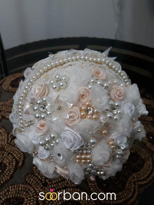 دسته گل عروس در مازندران1