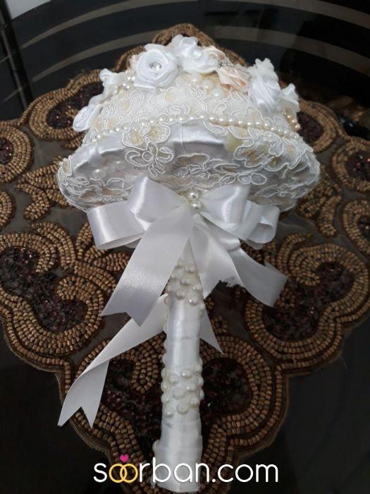 دسته گل عروس در مازندران2