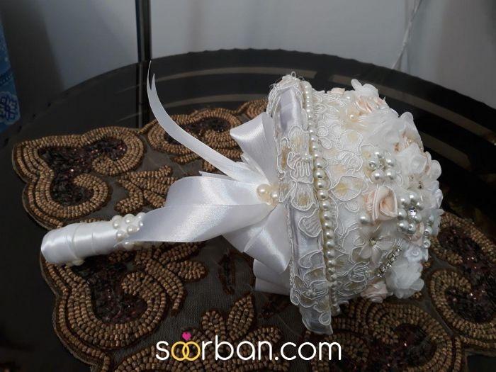 دسته گل عروس در مازندران0