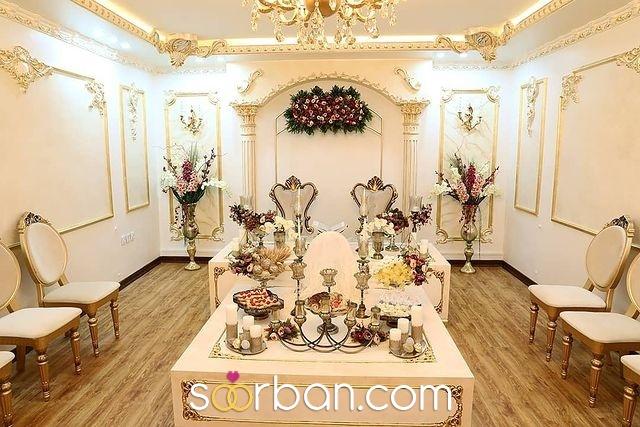 سالن عقد رومانس اصفهان2