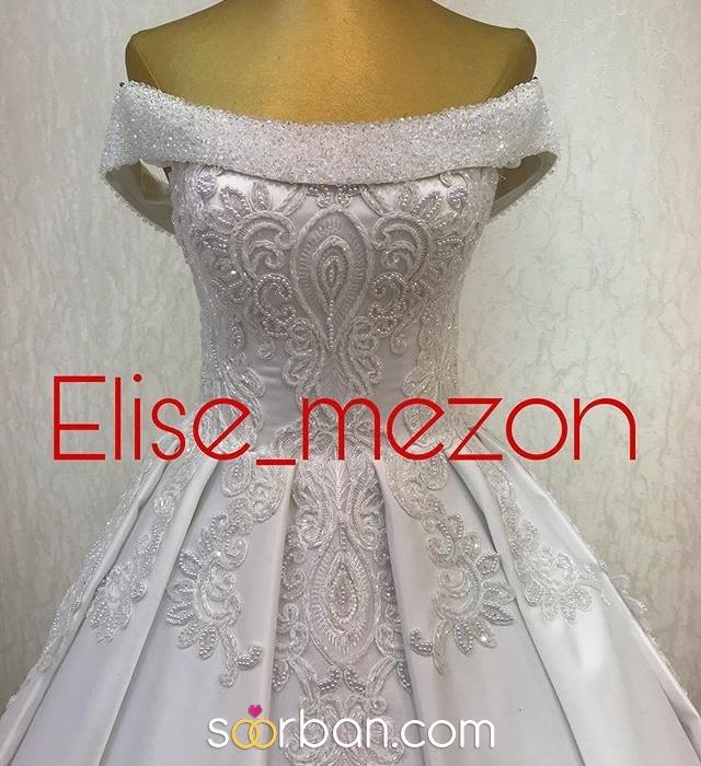 مزون لباس عروس اليس تهران2