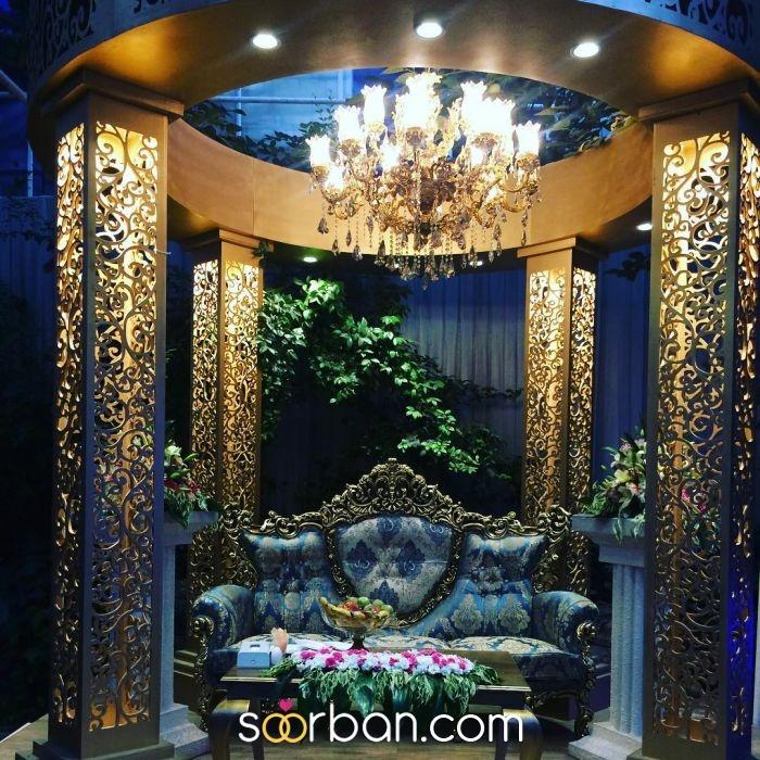 باغ تالار پرنیا تهران3
