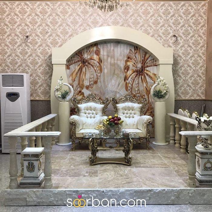تالار پذیرایی بزرگ قصر جی تهران4