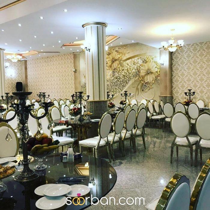 تالار پذیرایی بزرگ قصر جی تهران2