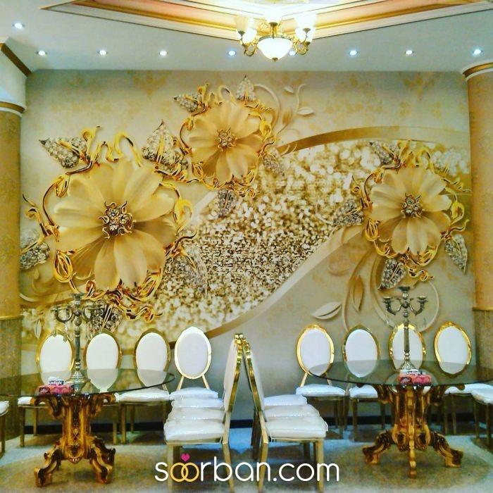 تالار پذیرایی بزرگ قصر جی تهران3