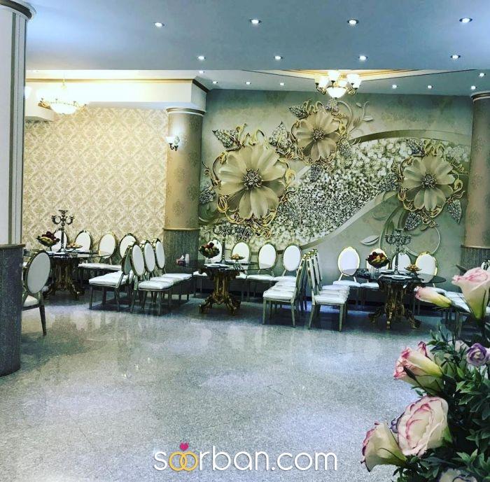 تالار پذیرایی بزرگ قصر جی تهران1
