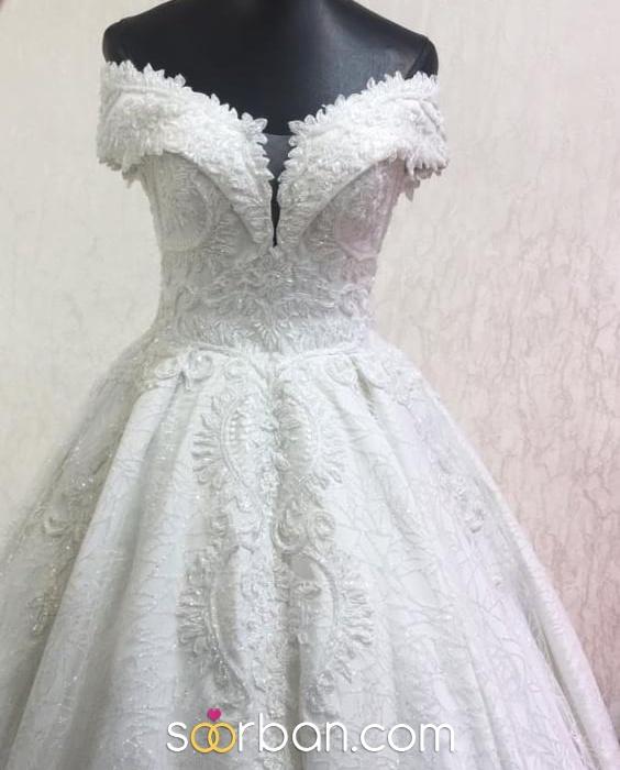 مزون لباس عروس آروین تهران3